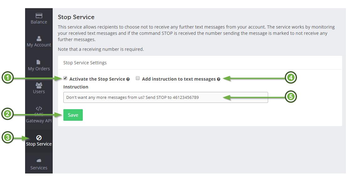 Manual - Analys-SMS   English